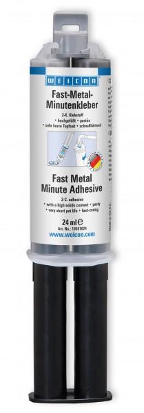 WEICON Fast Metal Minutenkleber 24 ml