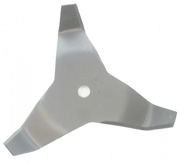 3-Zahn-Mulch Messer 300/25,4 mm
