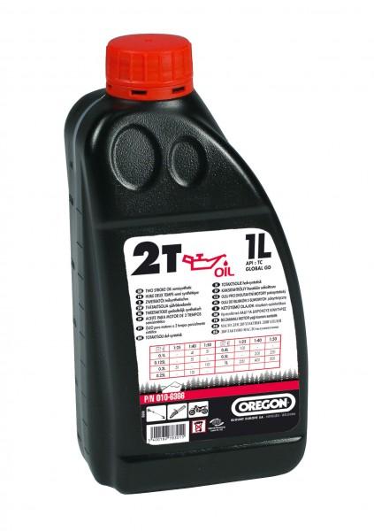 Zweitaktöl 1L Flasche Oregon