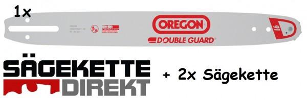 """Sparpaket -Oregon Schiene 35 cm Stihl 3/8"""" - 1,3 mm + 2 x Sägekette"""