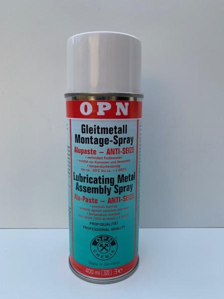 Gleitmetall-Montagespray OPN 400 ml